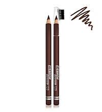 Пудровий олівець для брів Luxvisage 103