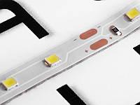 Світлодіодна стрічка 2835-60led-8mm-12V, IP20 білий без гарантії