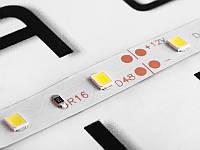 Світлодіодна стрічка 2835-60led-8mm-12V, IP20 одинарна плата білий