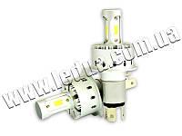 Світлодіодна авто лампа H4-Headlight 7P COB 45w 6000lm 12/24V