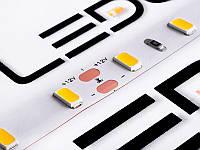 Світлодіодна стрічка 5630-60led-10mm-12V, IP20 18-20lm тепло білий
