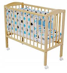 Детская кроватка Senmalucha  Filip 1 с матрасом