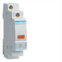 Індикатор LED 230В, жовтий, 1м SVN123