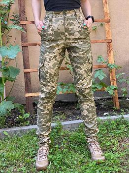 """Женские тактические брюки """"BAGIRA""""  Cotton ММ14 Лето"""