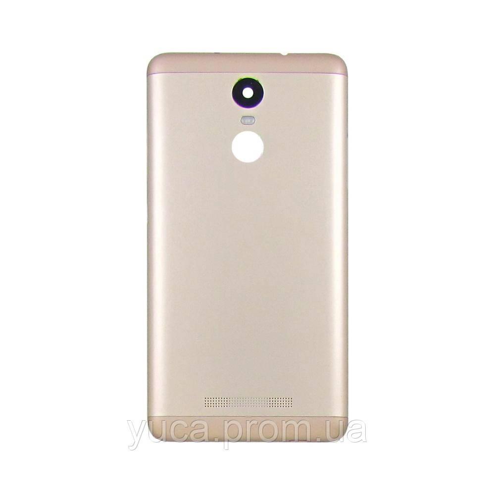 Корпус для Xiaomi Redmi Note 3 золотистый