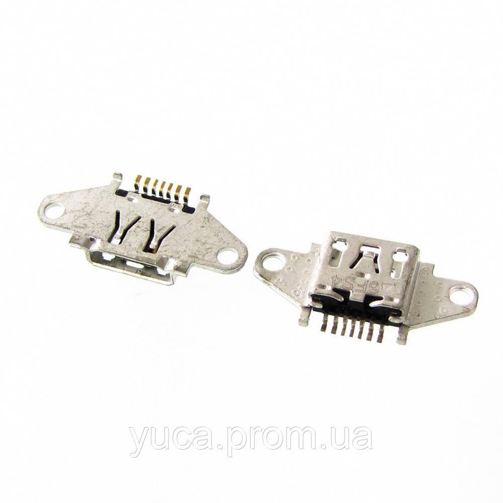 Роз'єм micro-USB універсальний Тип 16 (7 pin)