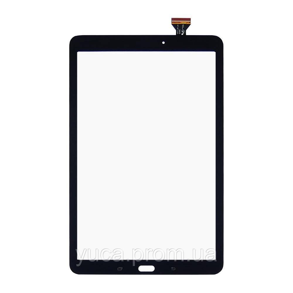 """Тачскрін для Samsung T560 Galaxy Tab E 9.6"""" чорний"""