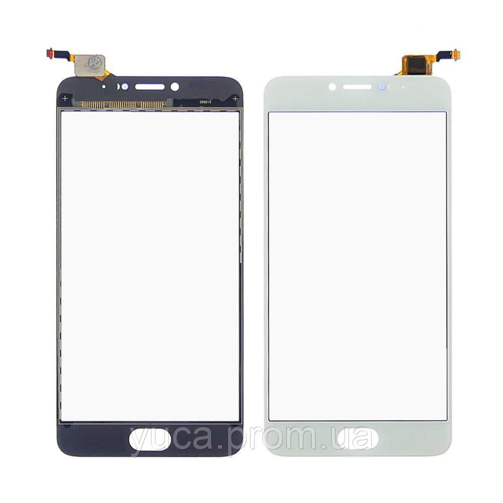 Тачскрин для Meizu M3 Note белый (model L681H)