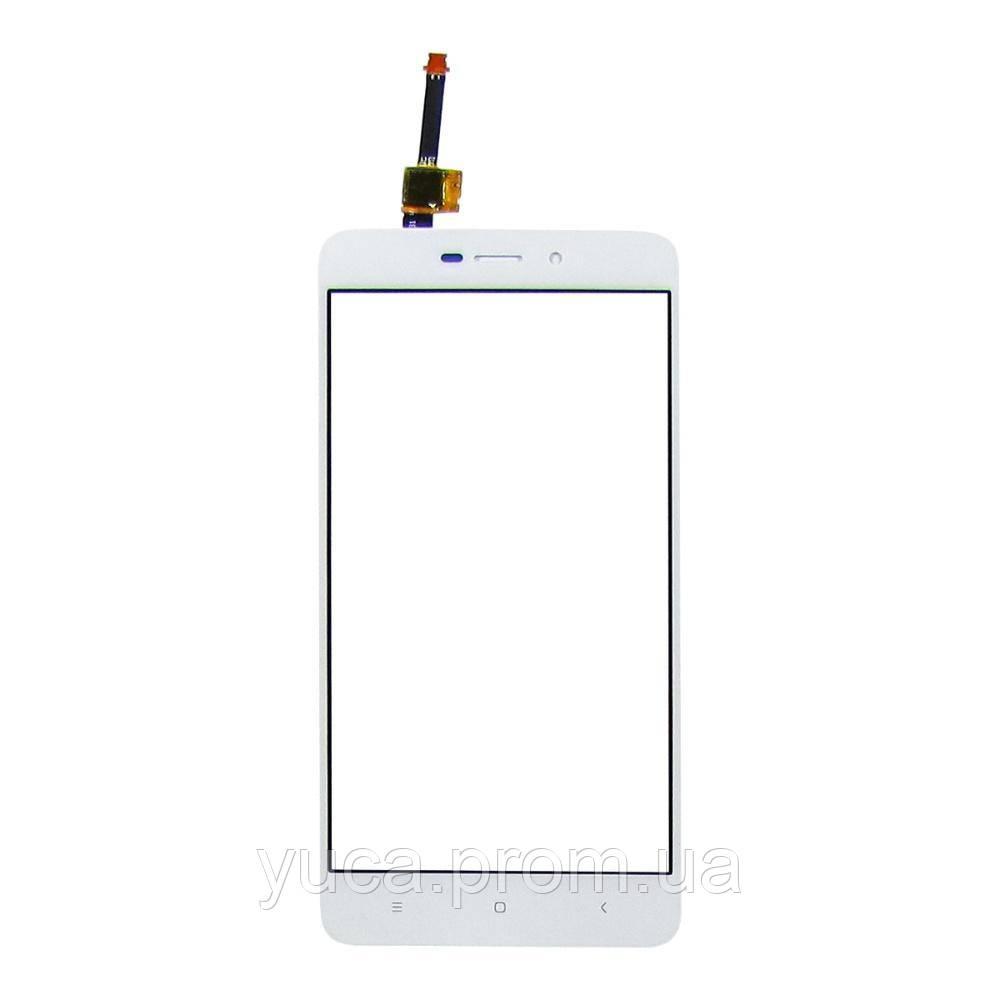 Тачскрин для Xiaomi Redmi 4a белый