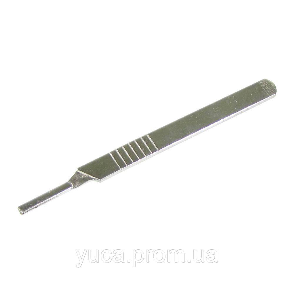 Ручка скальпеля RJ №2, 125 мм (под лезвия RJ №23)