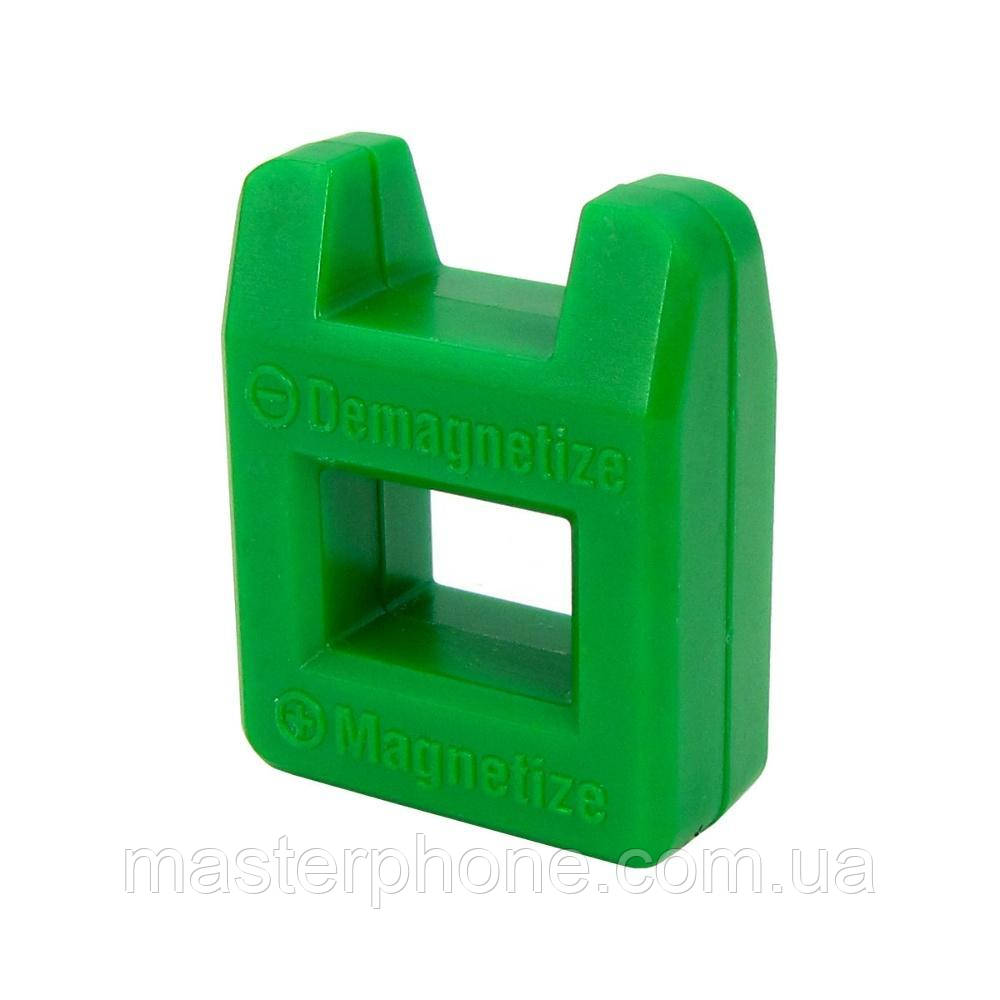 Намагничиватель/размагничиватель инструмента BAKU Mini Magnetizer (28 x 36 x 13 мм)
