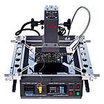 Паяльна станція інфрачервона ACHI IR6500 програмована ІК гармата з регульованим штативом, держателем плат, нижнім підігрівом