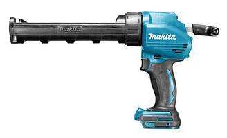 Аккумуляторный пистолет для герметика Makita DCG180Z без АКБ ES, КОД: 2403176