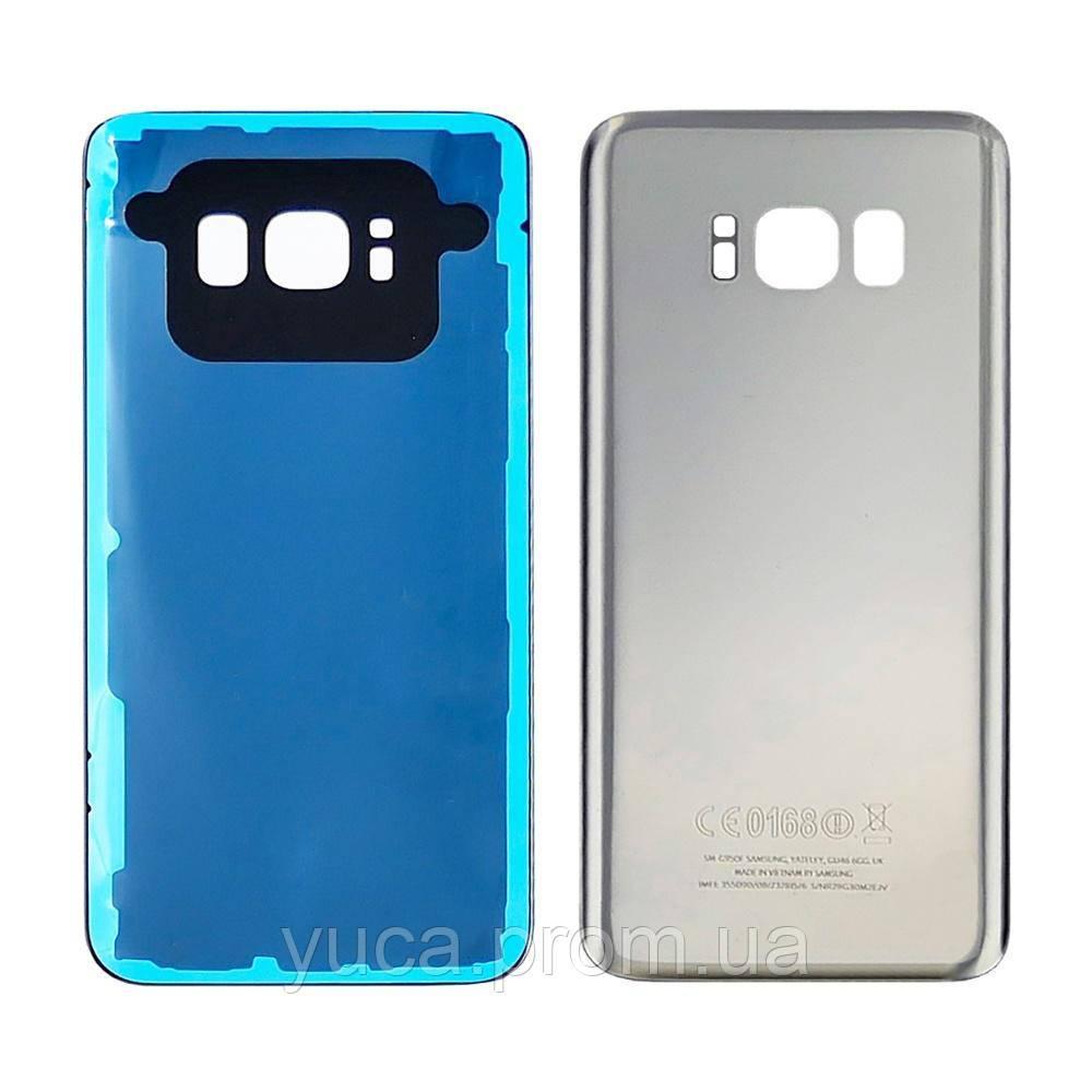 Заднє скло корпусу для SAMSUNG G950F Galaxy S8 сіре