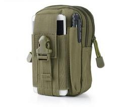 Органайзер edc сумка - цвет олива