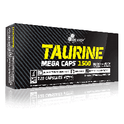 Таурин Olimp Taurine (120 капс) олимп