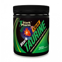 Таурин Stark Pharm Taurine 500 (200 таб) старк фарм