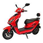 """Електроскутер ZXM Cool F4, червоний, колісний диск 3х10"""", моторколесо 550W, акумулятор 48V 20Ah (960Wh)"""