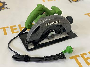 Цыркулярная дискова пила - Procraft-KR2300 , циркулярка паркетка., фото 2