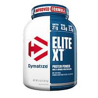 Комплексный протеин Dymatize Elite XT (2 кг) диматайз элит хт ваниль