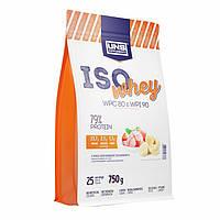 Сывороточный протеин изолят UNS Iso Whey (750 г) юнс Blueberry Ice cream