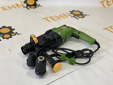 Прямой перфоратор Procraft DH1400DFR съемный патрон, фото 3