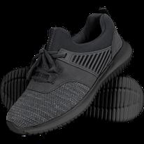 Кросівки BSZAG чорного кольору. REIS