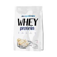 Сывороточный протеин концентрат All Nutrition Whey Protein (908 г) алл нутришн вей chocolate caramel peanut