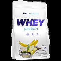 Сывороточный протеин концентрат AllNutrition Whey Protein (900 г) алл нутришн Vanilla Banana