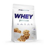Сывороточный протеин концентрат All Nutrition Whey Protein (2,27 кг) алл нутришн вей caramel