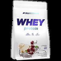 Сывороточный протеин концентрат AllNutrition Whey Protein (900 г) алл нутришн White Chocolate Cherry