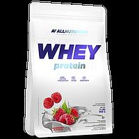 Сывороточный протеин концентрат AllNutrition Whey Protein (900 г) алл нутришн Raspberry