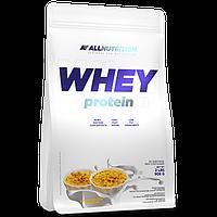 Сывороточный протеин концентрат AllNutrition Whey Protein (900 г) алл нутришн Creme Brulle