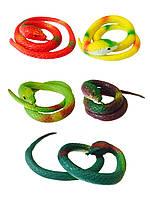 Детская игрушка Змея силиконовая 65 см, фото 1
