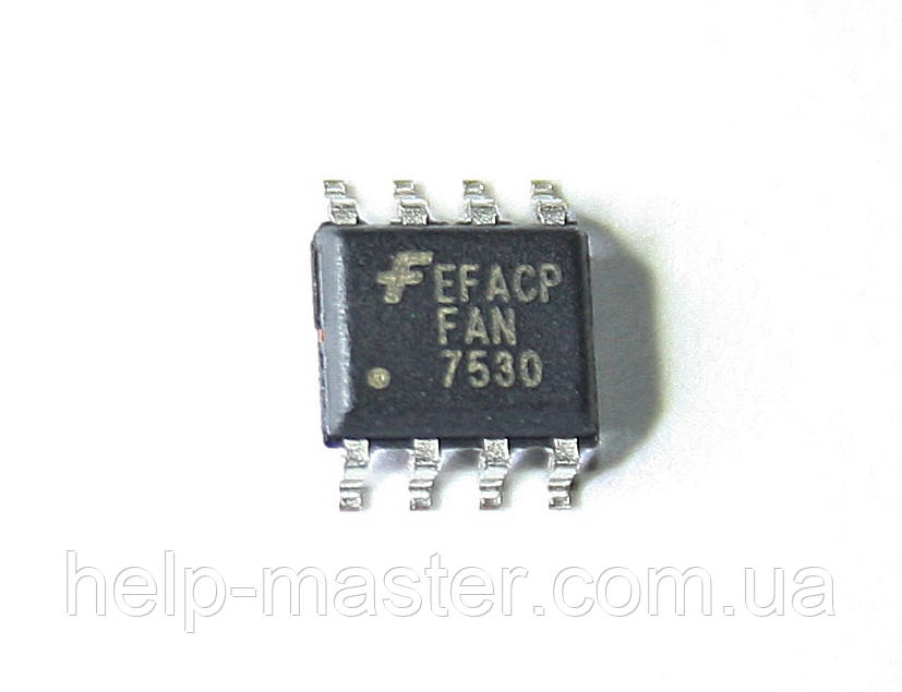 Мікросхема FAN7530 (SO-8 )