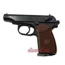 МР-654К Пістолет пневматичний МР-654К (Серія 28) Байкал