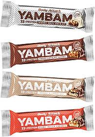 Body Attack Yambam bar (80g)