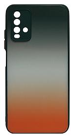 Накладка Xiaomi Redmi 9T Gradient Glass Mohito