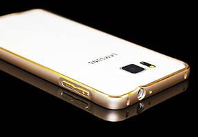 Металлический бампер для Samsung Galaxy Alpha G850