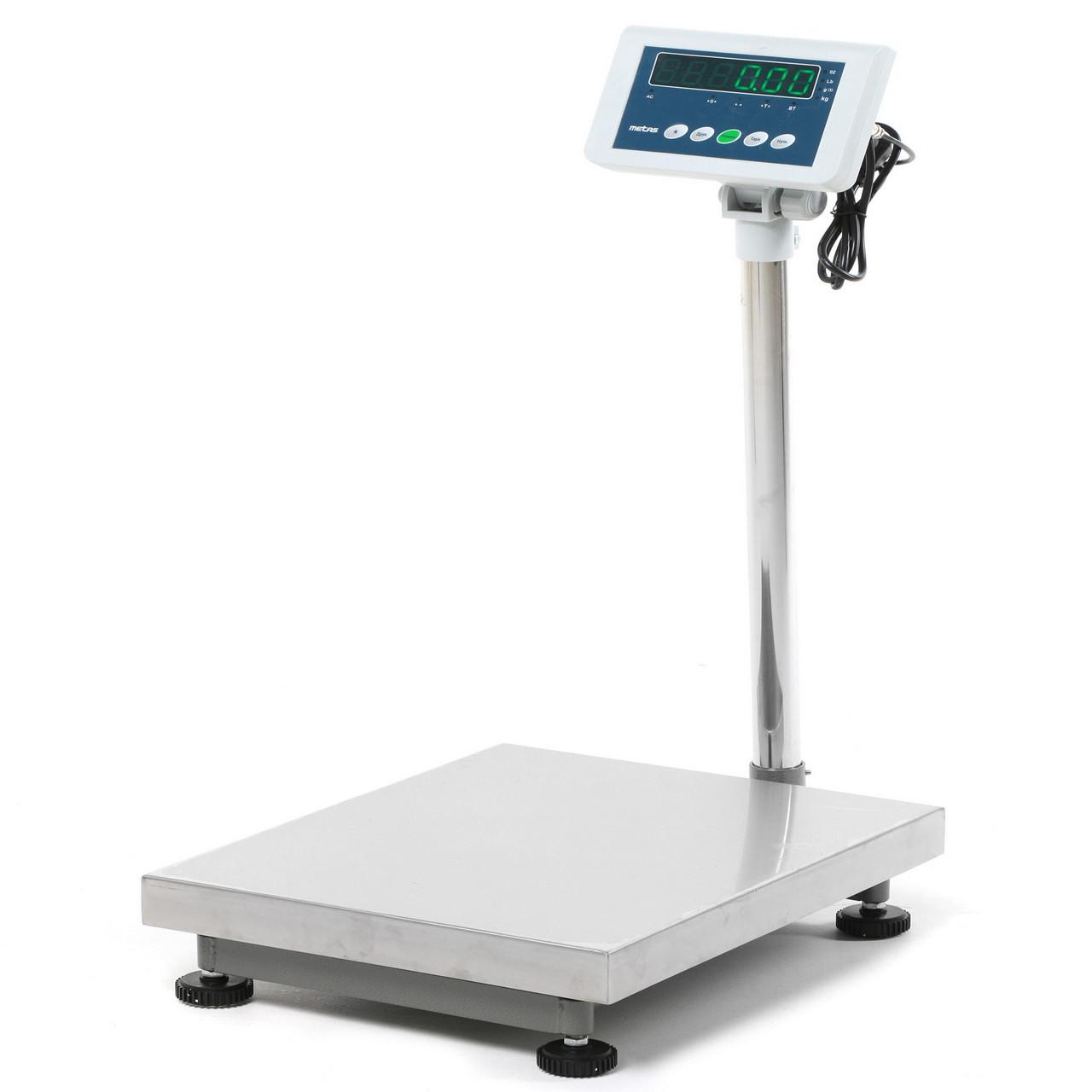 Весы промышленные Metas МП-100-1 (600х800)