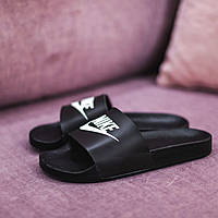 Тапочки на лето черные. Классные шлепанцы Nike. Мужские тапочки Найк черные. Мужские шлепанцы.