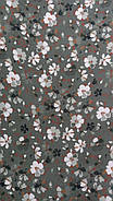 Легке шифонове плаття міні з воланами, фото 5