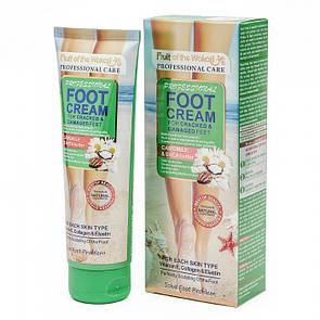 Крем для ніг Wokali Professional Foot Cream Green
