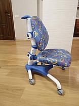 Mealux Champion   Зростаюче дитяче крісло для навчання   Для регульованої парти столу, фото 3