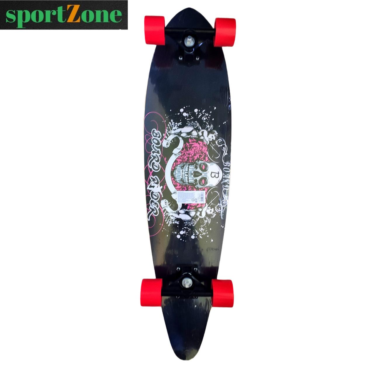 Скейт-лонгборд Best Board 32027, підшипник АВЕС-9, колеса PU, d=6.5 см