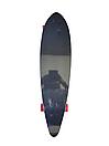 Скейт-лонгборд Best Board 32027, підшипник АВЕС-9, колеса PU, d=6.5 см, фото 2