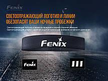 Пов'язаність язка на голову Fenix AFH-10 помаранчева, фото 3