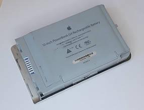 Акумулятор (умовно робочий) Apple PowerBook G4 IMAC A1079 оригінал б.у, фото 2