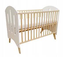 Детская кроватка Skrzat Lena 60x120 см