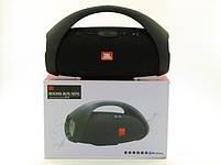 Беспроводная блютуз колонка JBL BOOMBOX mini Bluetooth портативная музыкальная акустика черная, фото 2